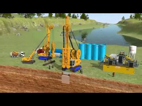 Технология строительства больших