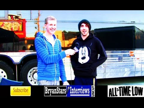 All Time Low Interview #2 Alex Gaskarth UNCUT 2011