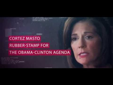 Out of Control: Catherine Cortez Masto
