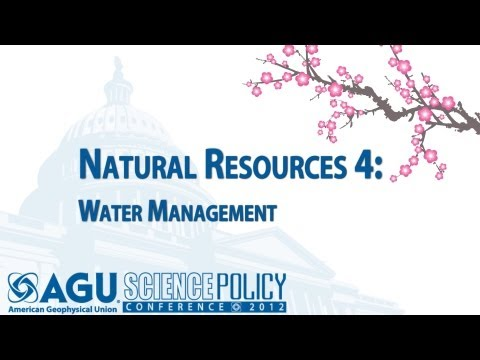 Natural Resources 4: Water Management
