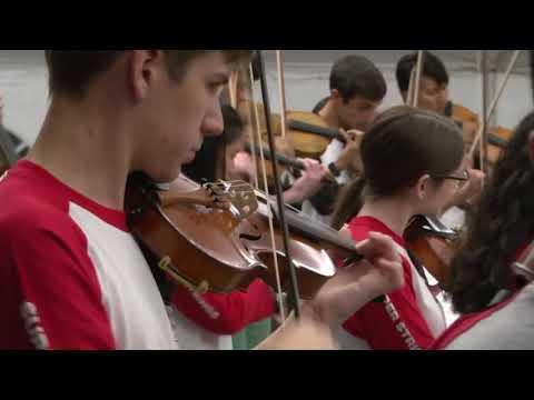 Perlman Music Program Super Strings 2017