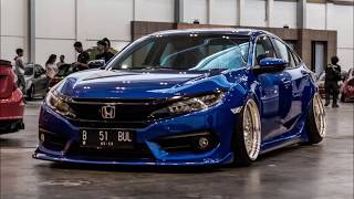 Modifikasi Honda CIVIC TURBO Keren & GAUL