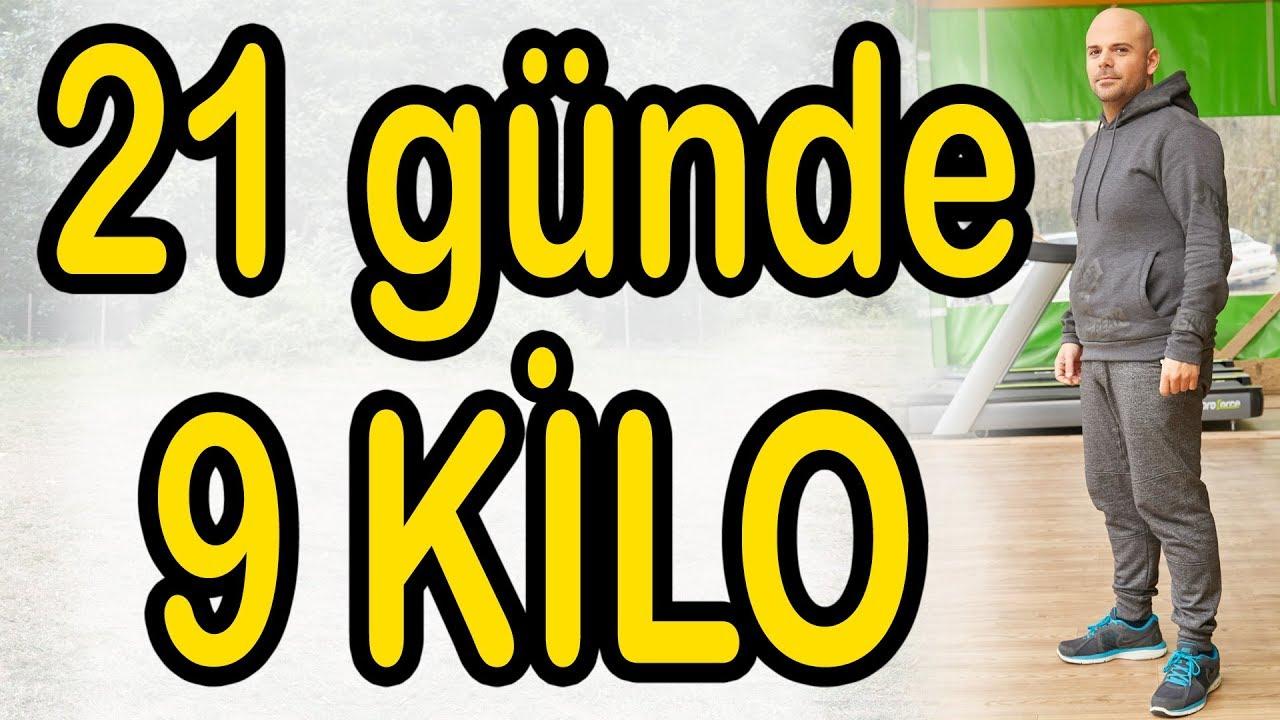 Mehmet Öz 6 Haftada 9 Kilo Diyeti