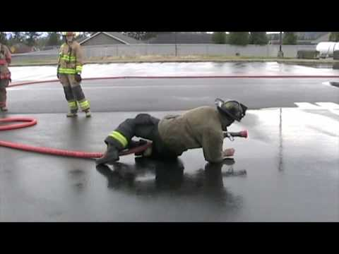 nwwf hose handling by Aaron Fields