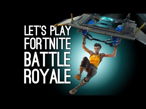 Let's Play Fortnite Battle Royale: TACKY SHOTTY! SALTY RIFLEY! (Fortnite Battle Royale Gameplay)