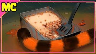 Lasagna - A Garfield Cartoon
