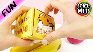 Prank mit Antistress Banane | Kann Kathi Kaan ärgern? | Antistressball für Kaan