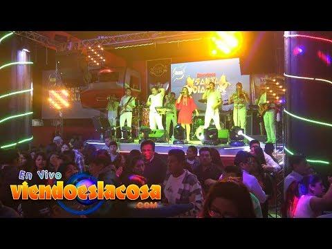 VIDEO: GRUPO MULATA - Éxitos MULATA en Santa La Diabla ¡En VIVO! - WWW.VIENDOESLACOSA.COM