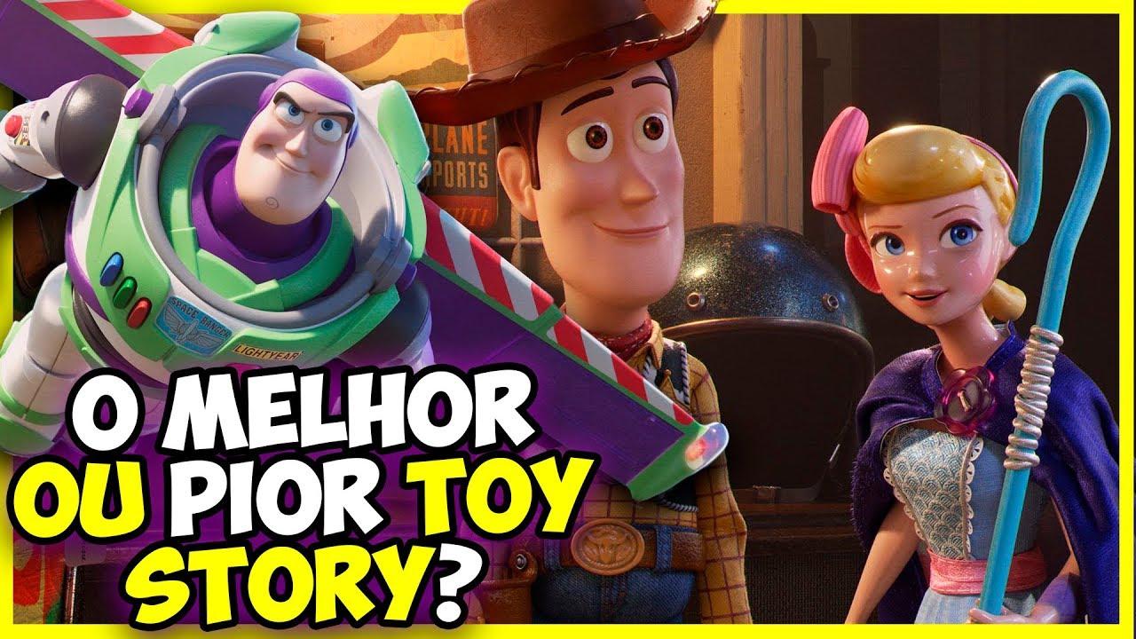 O mundo amou ou odiou Toy Story 4?