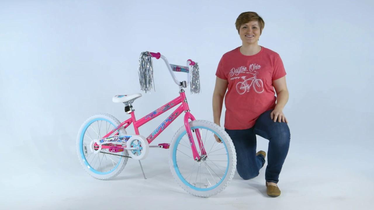 20 Inch Sea Star Girls Bike 50537 Youtube