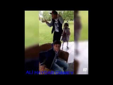 dans ederken bomba patladı