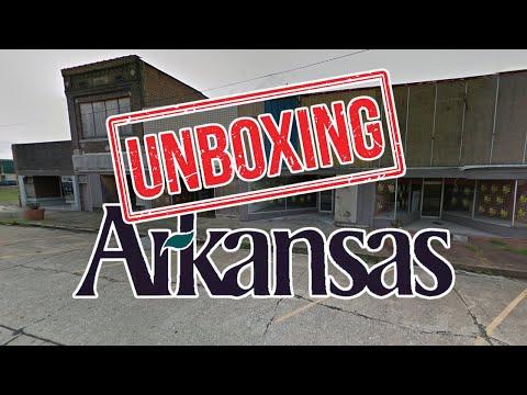 UNBOXING ARKANSAS: What It's Like Living in ARKANSAS