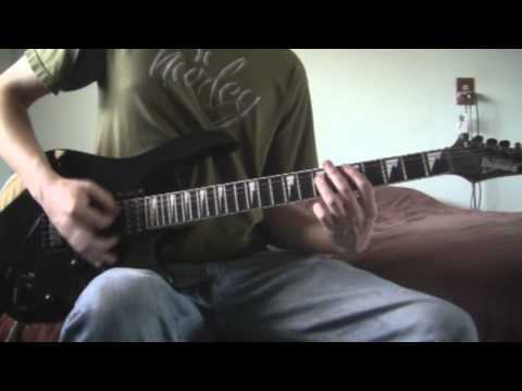 Guitar guitar cover with tabs : Antigravity by Starset Guitar Cover with Tabs - YouTube