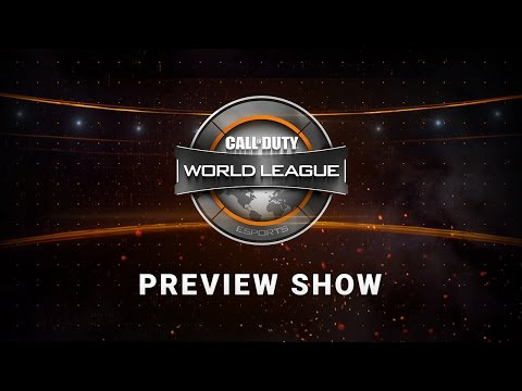 Official Call of Duty® World League - Qualifier Event Preview Show