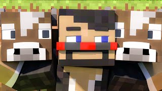OPERATION COW KIDNAPPING (Minecraft Animation)