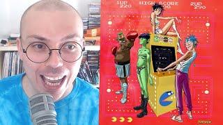 "Gorillaz - ""PAC-MAN"" ft. ScHoolboy Q TRACK REVIEW"