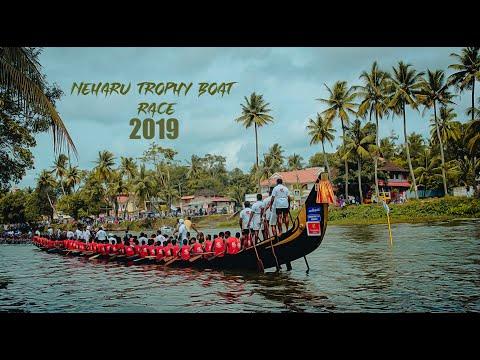 Nehru Trophy Boat Race 2019 - Backwater Kuttnad | Alleppey Kerala