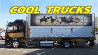 新しい形のデコトラ アメリカン クールトラックス COOL TRUCKS 2017 TRUCK MASTERS