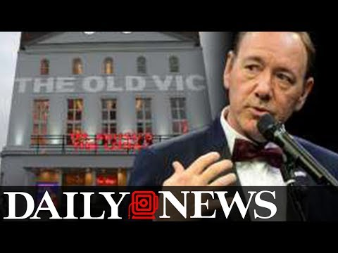 20 Old Vic employees accuse Kevin Spacey of misconduct
