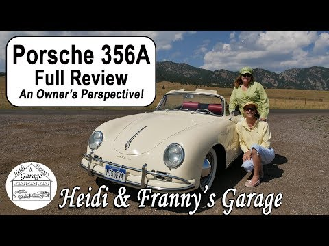 Porsche 356A Full Review and Drive: An Owner's Perspective!