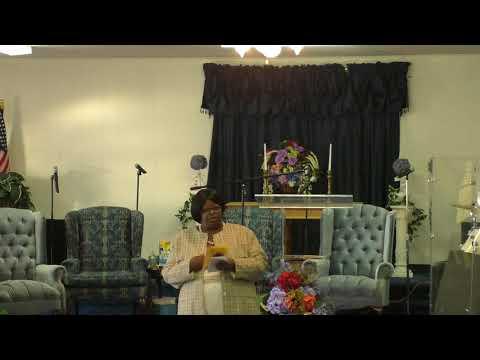 Sunday Morning Praise & Worship! Nov. 19, 2017, Bishop Gregory L. Brown,  Speaker