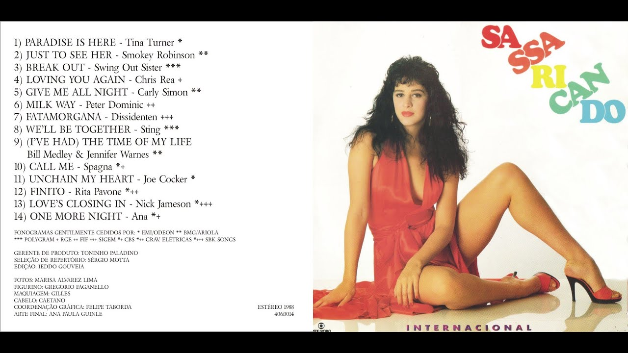 Sassaricando 1987 1988 Youtube