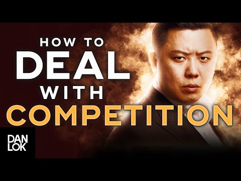 3 Ways To Deal With Business Competition