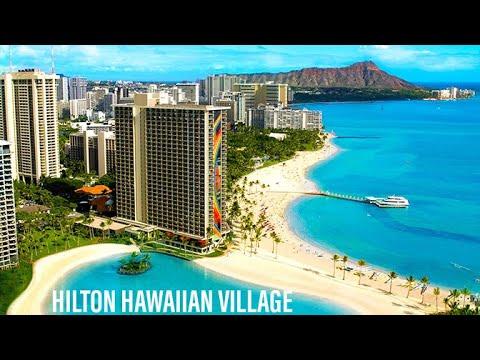 Hilton Hawaiian Village Resort Tour