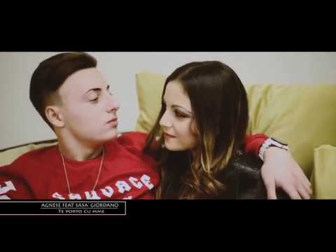 AGNESE feat SASA' GIORDANO - Te porto cu mme' - Official video