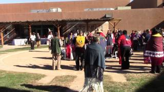 Native American Veterans Gourd Dance 2015 - Part 8