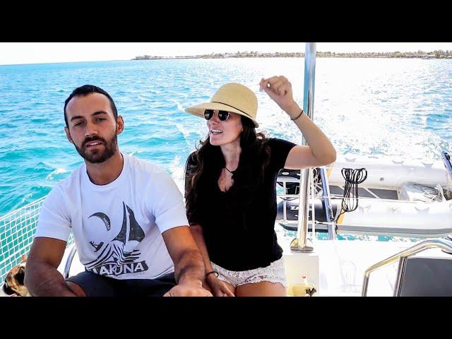 CATAMARAN LIVING IN ANTIGUA   Sailing The Caribbean