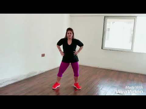 Zumba With Anju @ZA | Chhote Chhote Peg | YoYo Honey Singh