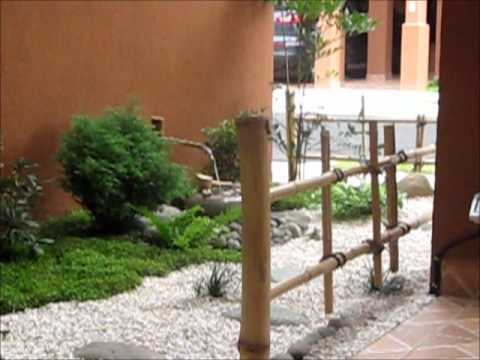 Jard n japon s estilo tsuboniwa by deco zen design san jos costa rica youtube - Youtube deco jardin paris ...