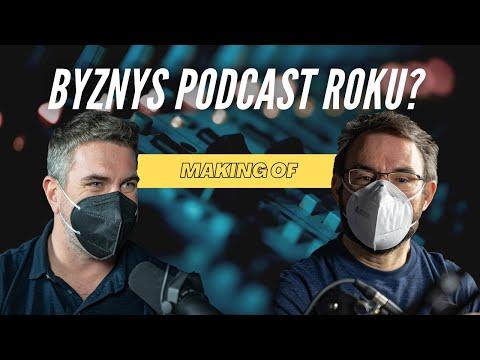 Jak vznikal oceňovaný podcast s šéfem Rohlík.cz a Alza.cz?