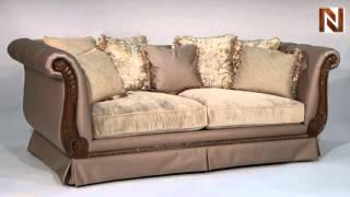 Fairmont Empire Sofa And Loveseat