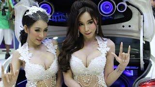 vuclip SEXY GIRLS at the 2016 BANGKOK MOTOR SHOW