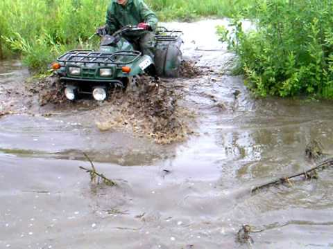 ATV Kawasaki Prairie 360 4x4