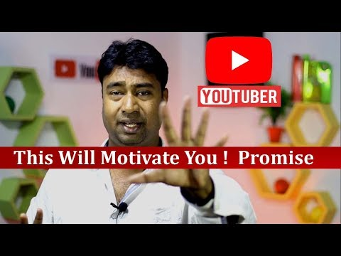 Struggling & Frustrated  Youtubers ! This will Motivate You - I Promise