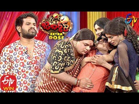 Hyper Aadi, Raju Performance   Jabardasth   Double Dhamaka Special   19th January2020   ETV  Telugu