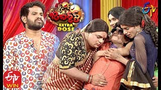 Hyper Aadi, Raju Performance | Jabardasth | Double Dhamaka Special | 19th January2020 | ETV  Telugu