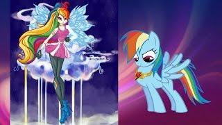 My Little Pony WINX!