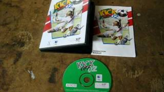 Kick Off '02 - Mac - CD