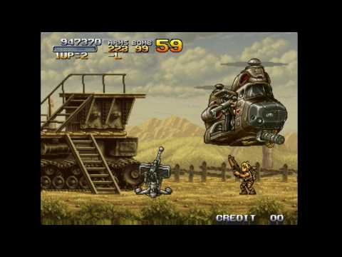 Metal slug 3 blue version medium speed run 26min 19sec (eri-tarma, segmented)