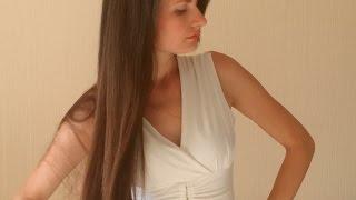 видео Почему после мытья волосы трудно расчесать. Beauty Ksu