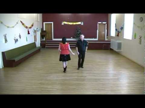 WHERE THE BIG RIVER FLOWS  ( Western Partner Dance )