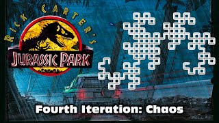 Rick Carter's Jurassic Park (An Illustrated Audio Drama) - Fourth Iteration: Chaos