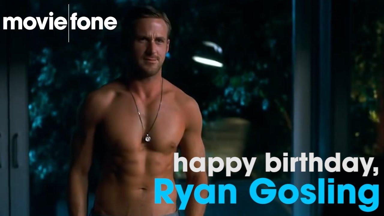 ryan gosling birthday Happy Birthday, Ryan Gosling!   YouTube ryan gosling birthday