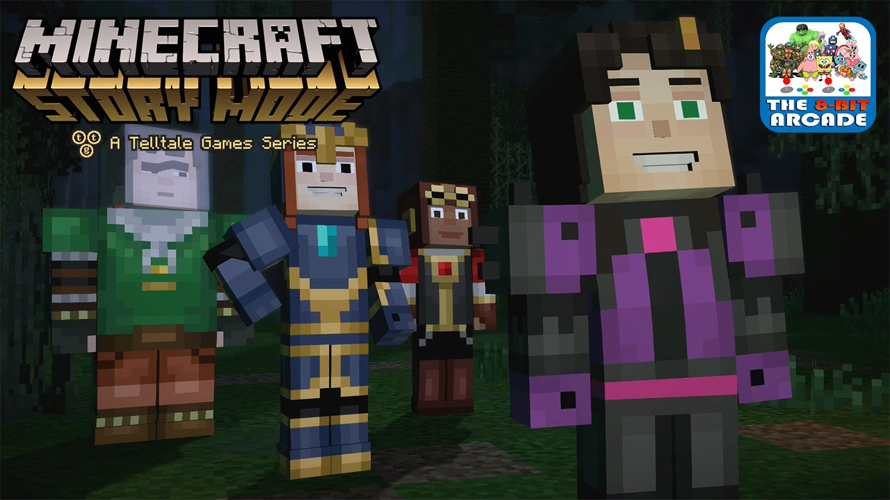 Minecraft Story Mode Episode 5 Order Up For Xbox One Game Reviews