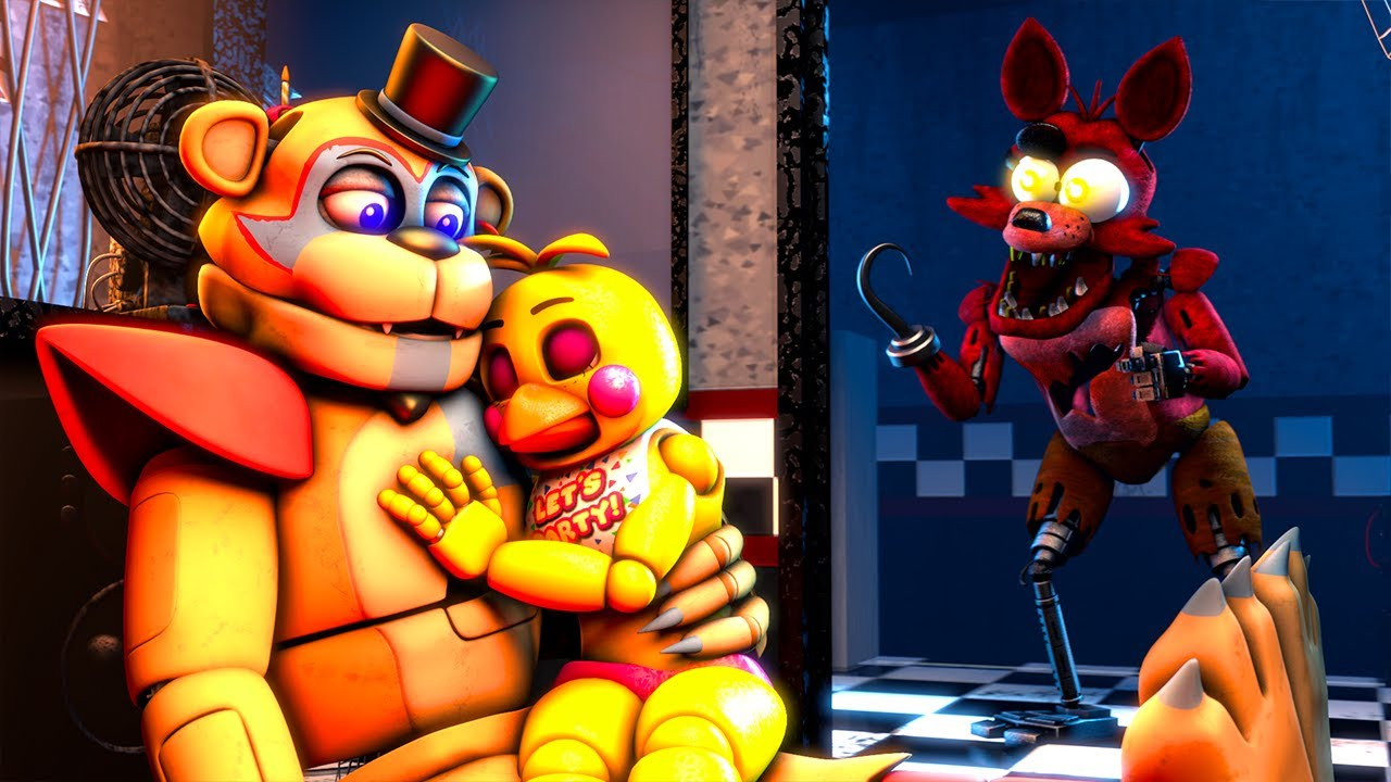 FNAF HILARIOUS TRY NOT TO LAUGH (Five Nights At Freddy's Funny Special) thumbnail