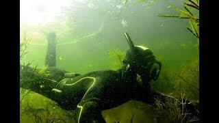 Подводная  Охота Осенью 2019